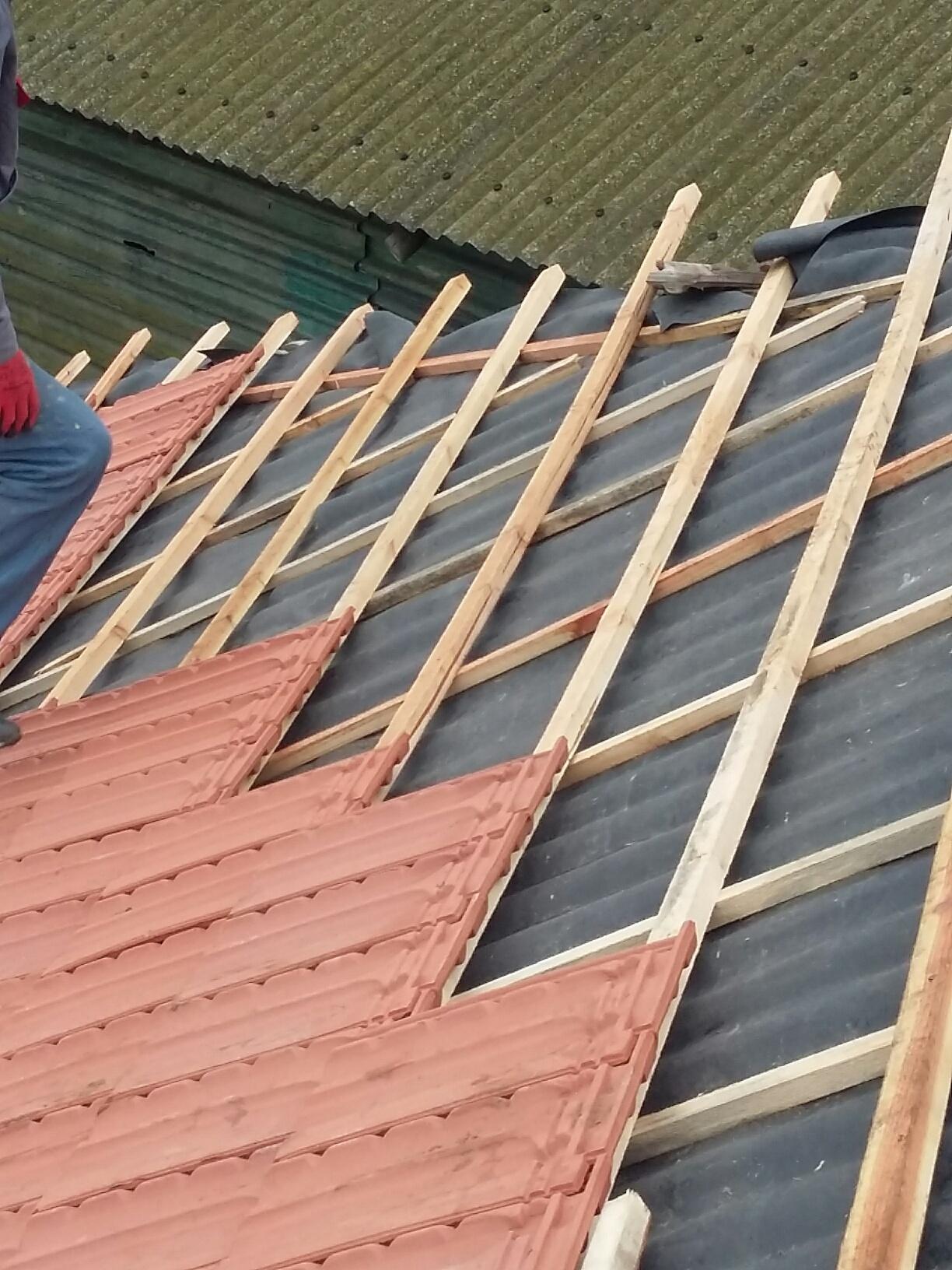 Нова покривна конструкция